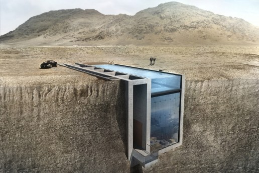 Architecture Firm OPA Announces Casa Brutale Will Be Built & Reveals Another Cliffside Church