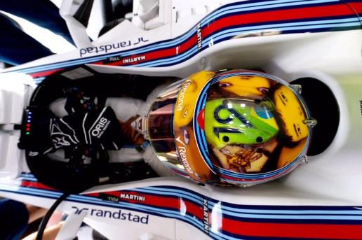 Os Gêmeos Designed Felipe Massa's Monaco Grand Prix Helmet