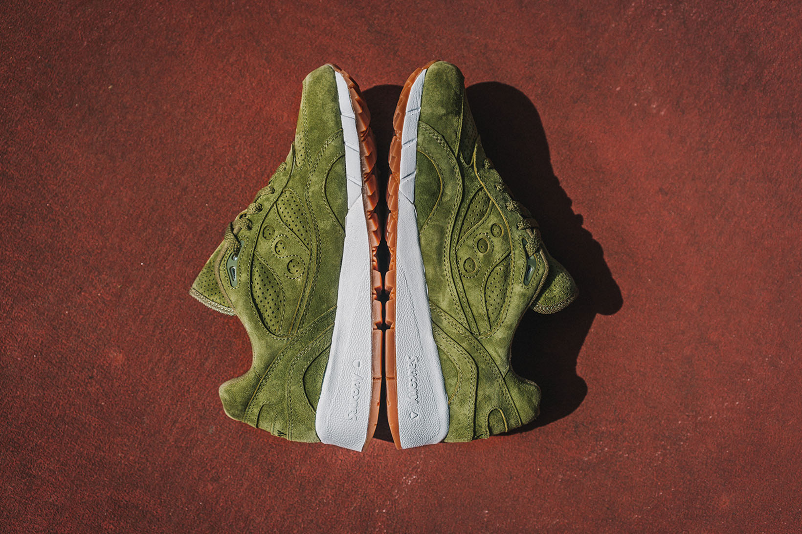 """Packer Shoes to Release Exclusive """"Olive Suede"""" Saucony Shadow 6000"""