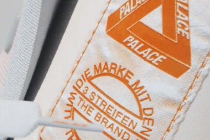 Palace Teases Its Second adidas Originals Drop