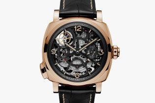 Panerai Introduces the Radiomir 1940 Minute Repeater Carillon Tourbillon GMT
