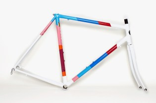 Parra Teams up With Colossi Cycling for a Limited Edition Bike Frame