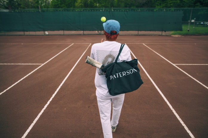 Paterson League's 2016 Summer Range Pays Homage to Skateboarding and '90 Tennis