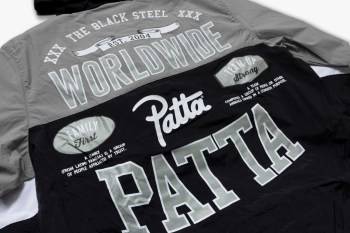 PATTA Joins Forces With Mitchell & Ness for Special 2016 Spring/Summer Collaboration