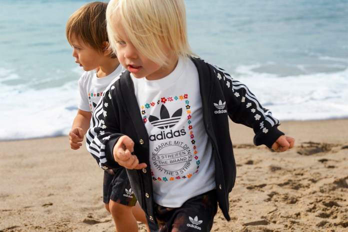 "#hypebeastkids: Pharrell & adidas Are Dropping a ""Pink Beach"" Collection for Tykes"