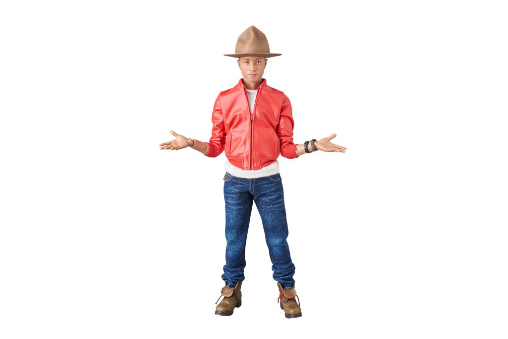 Pharrell x Medicom Toy Action Figure