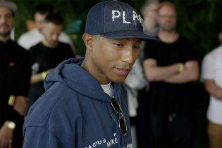 Pharrell Links up with 10 Artists in Nice Kicks x adidas Event