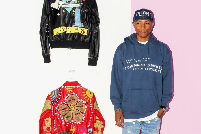 "Pharrell Williams on His adidas Originals ""Pink Beach"" Collaboration & Staying Curious"