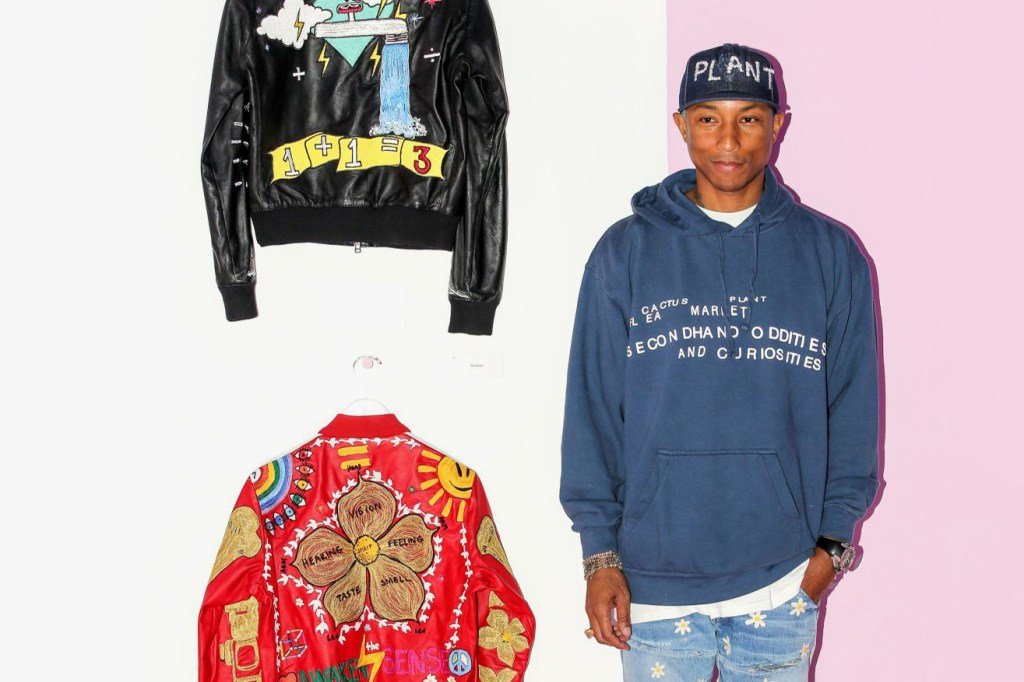Pharrell williams adidas originals pink beach interview hypebeast - Pharrell williams design ...