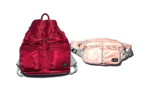 Pigalle Releases Exclusive Colorways of PORTER Bags