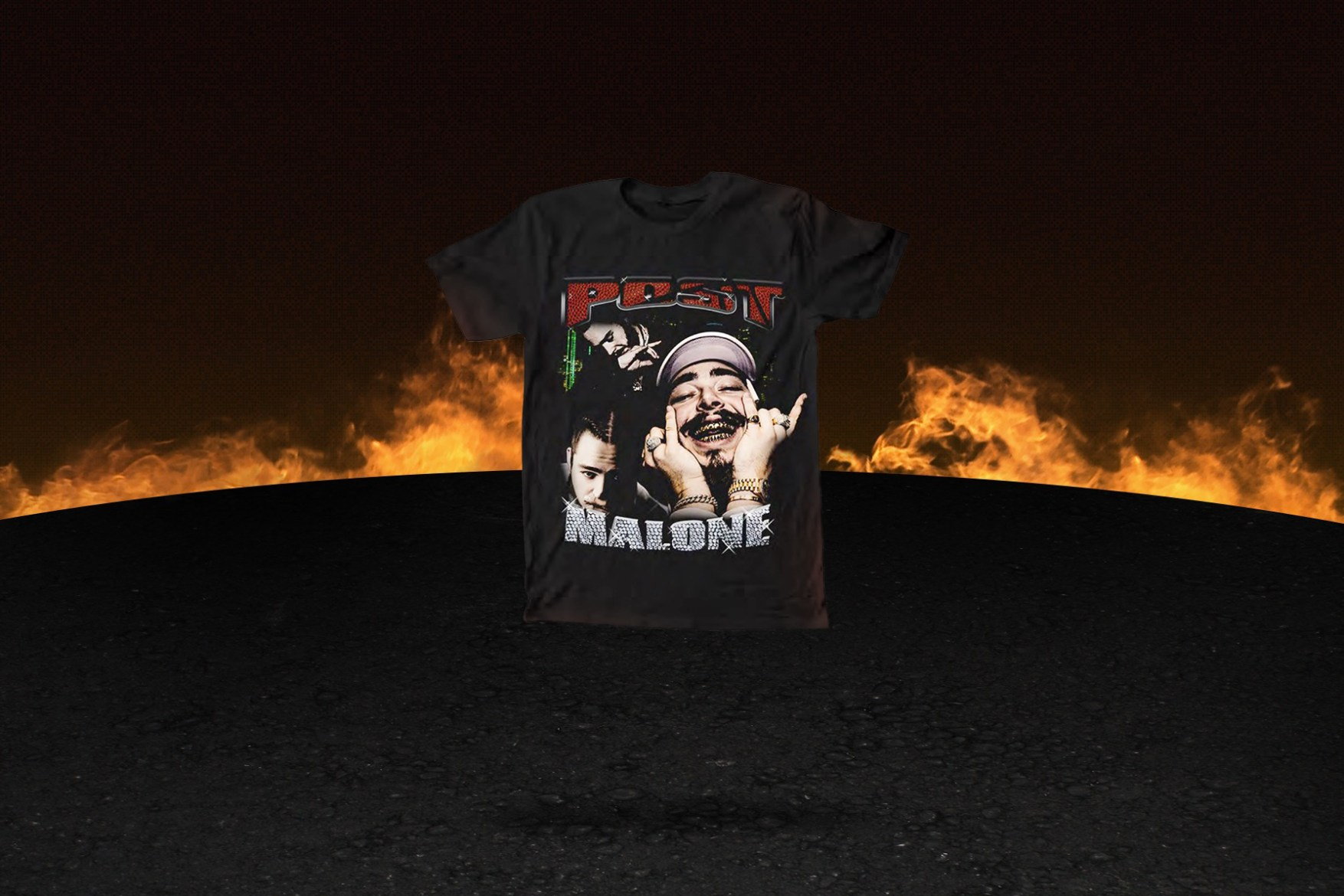 Post Malone Merch Collection dropping tomorrow [MAY 12