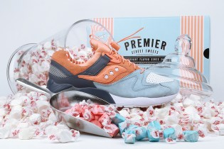 """Premier x Saucony Officially Reveals Their """"Sweets"""" Collaboration"""