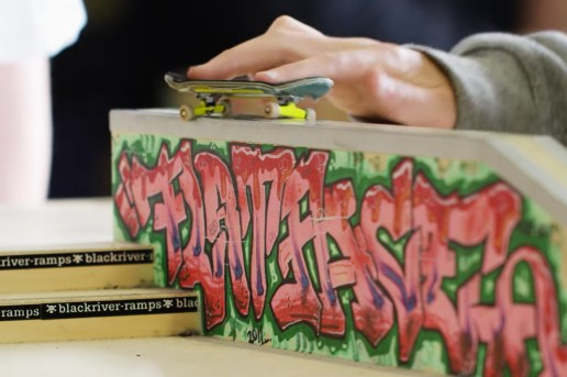 A Look Inside the Subculture of Professional Fingerboarding