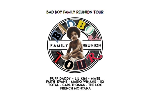 Puff Daddy Announces Bad Boy Reunion Tour