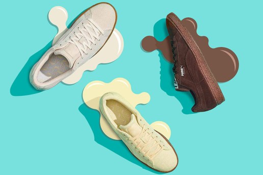 "PUMA Is Staying Cool With ""Ice Cream"" Collection"