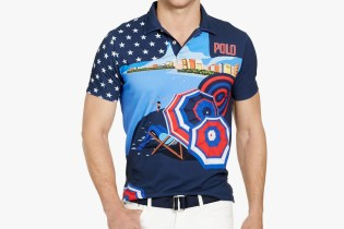 Ralph Lauren Outfits Team USA With the Ultimate Tourist Polo for the 2016 Olympics