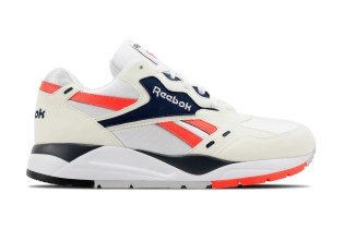 Reebok Brings Back the Bolton in a White/Chalk/Navy Colorway