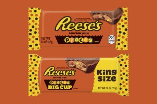 Reese's Peanut Butter Cups Filled With Reese's Pieces Are Now a Thing