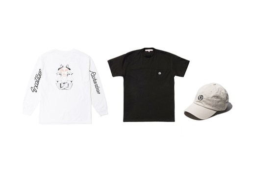'Richardson' Magazine Drops an Exclusive Capsule Collection at bonjour records