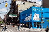 A Look Inside RIPNDIP's NYC Pop-Up Shop