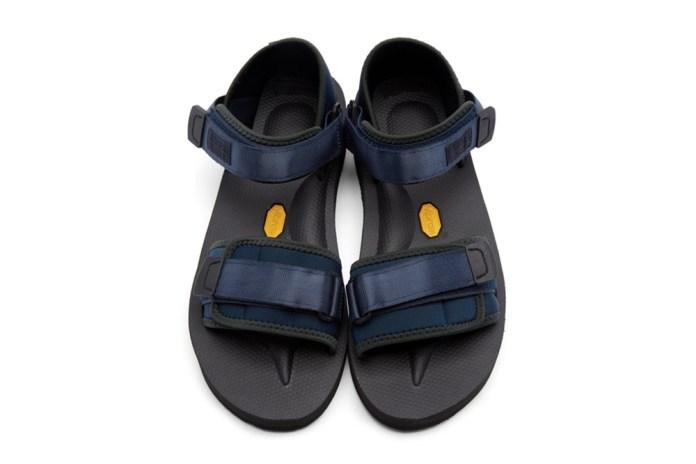Robert Geller & Suicoke Drop Limited Edition Sandals