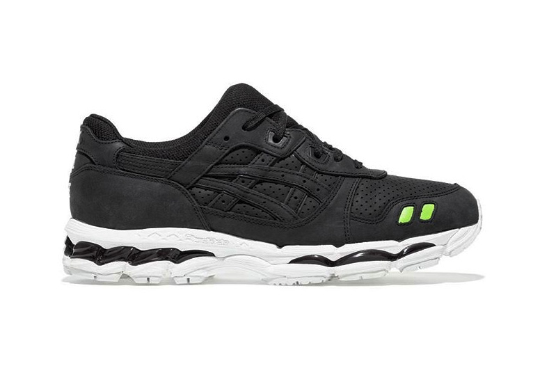 """A First Look at Ronnie Fieg's ASICS GEL-Lyte 3.1 """"Super Green"""""""