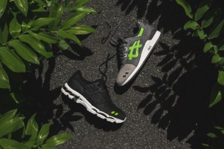 "Ronnie Fieg Officially Unveils His ASICS ""Super Green"" Pack"