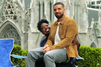 Drake Becomes the Butt of Leslie Jones's Jokes in New 'SNL' Promo