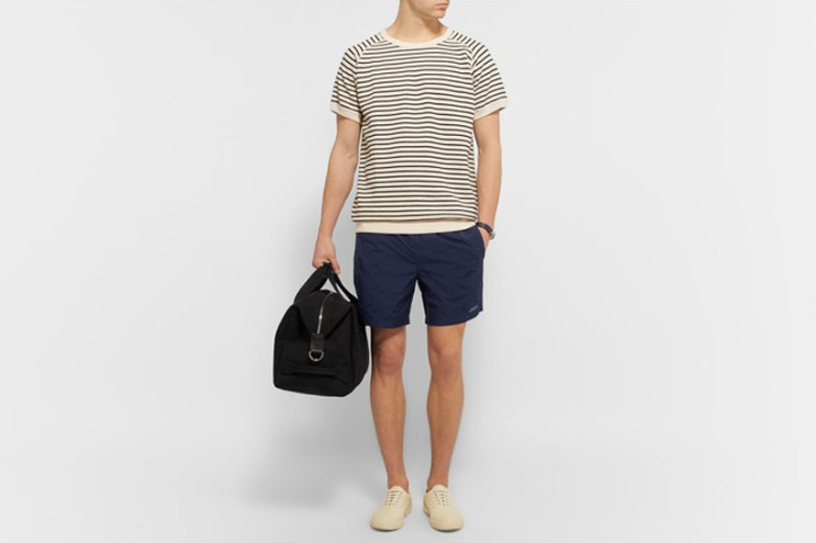 Saturdays NYC Teams up With MR PORTER for a Smart Summer Collection