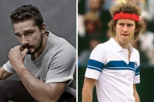 Shia LaBeouf Will Play the Famously Ill-Tempered Tennis Player John McEnroe in Upcoming Biopic