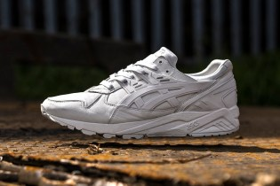 size? & ASICS Bring Italian Craftsmanship to the GEL-Kayano