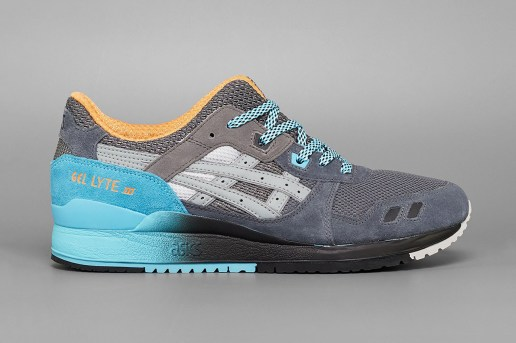 Slam Jam Adds a Gradient to the ASICS GEL-Lyte III