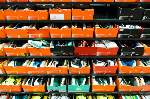 Have All Sneaker Factory Outlets Lost Their Appeal?