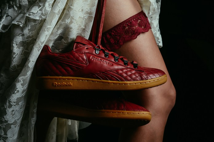 Sneaker Politics and Reebok Team up to Pay Tribute to One of America's Most Storied Red Light Districts