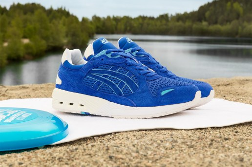 Sneakersnstuff Looks Forward to a Day at the Beach With Its ASICS GT-Cool Xpress