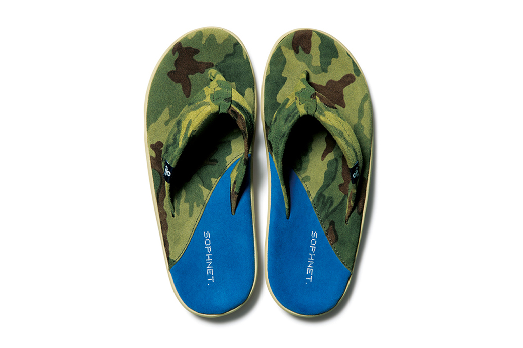 The Summer's SOPHNET. x Island Slipper Collection Is Their Best Collab Yet
