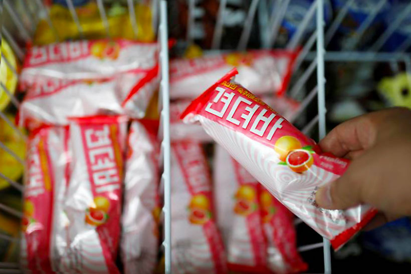 This South Korean Ice Cream Cures Hangovers