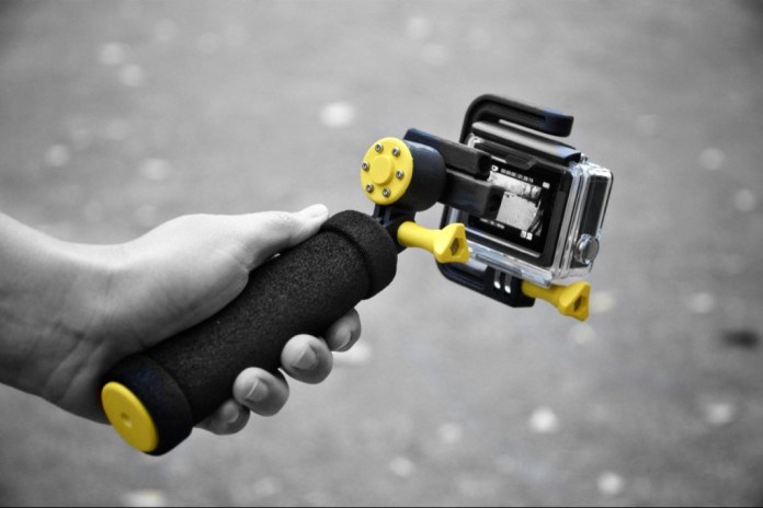 STABYLIZR Transforms Your GoPro Into the Ultimate Steadycam
