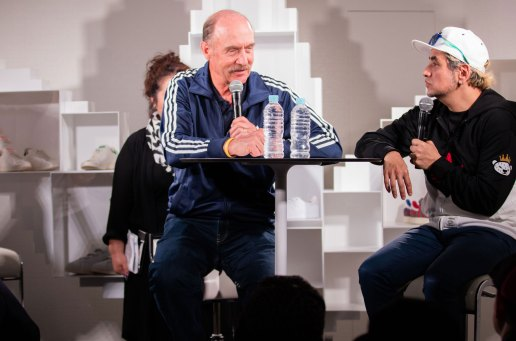Stan Smith on How His Shoe Has Become a Fashion Sneaker
