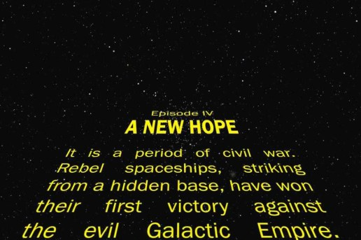 This Site Lets You Enjoy the Entire 'Star Wars: A New Hope' Simply by Scrolling