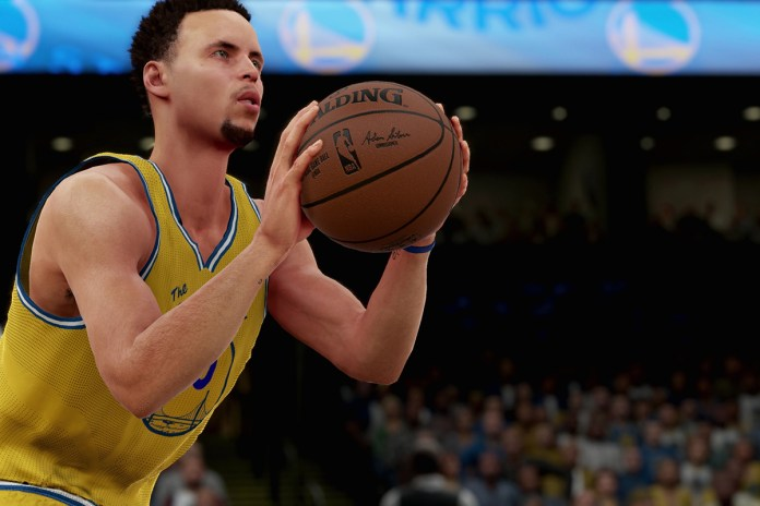 Under Armour & NBA 2K Celebrate Steph Curry's 2nd NBA MVP Award With Limited Game Update