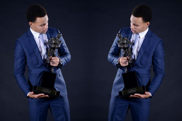 Stephen Curry Is the First Unanimous NBA MVP