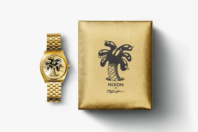 Steve Harrington x colette x Nixon Exclusive Watch Capsule Collection