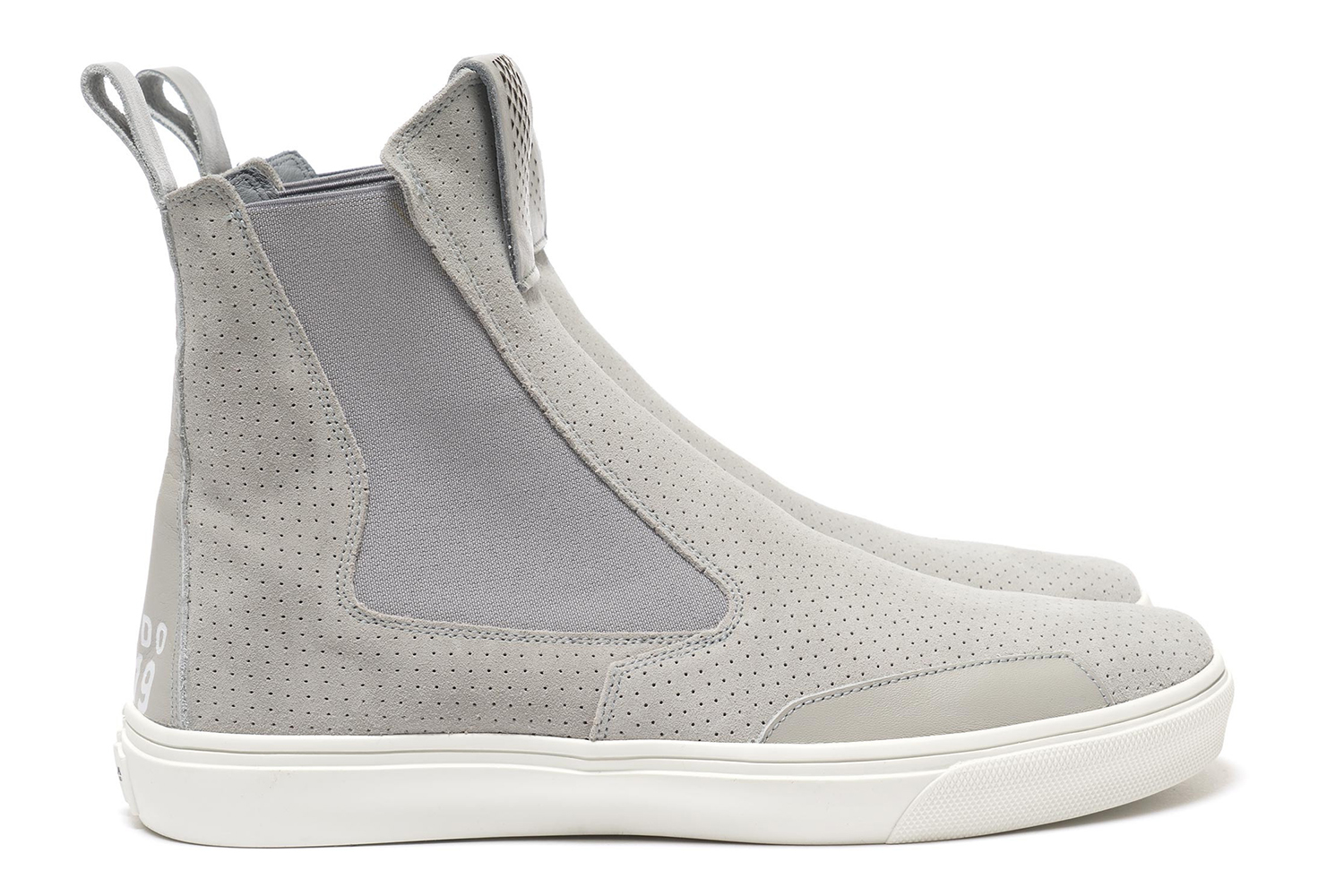Stone Island Shadow Project Drops Its Latest Riff on the Chelsea Boot