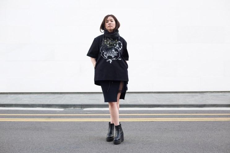 Streetsnaps: Chitose Abe of sacai
