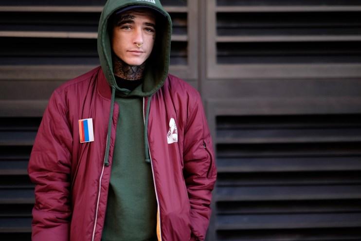 Streetsnaps: Fashion Week Australia 2016