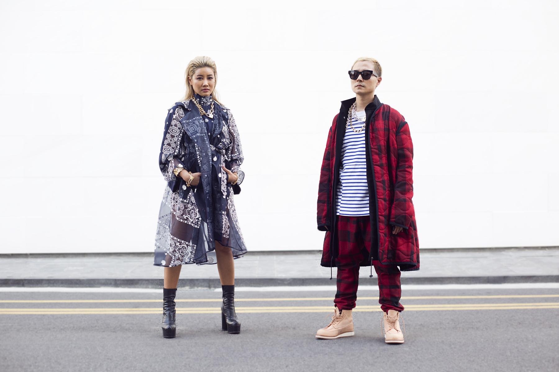 Streetsnaps: Verbal & Yoon