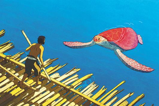 Studio Ghibli Unveils a First Look at 'The Red Turtle'