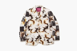 UNITED ARROWS & SONS Partners With Sunny C Sider for a Beachy Tailored Jacket
