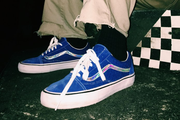 Supreme x Vans 2016 Spring/Summer Collection